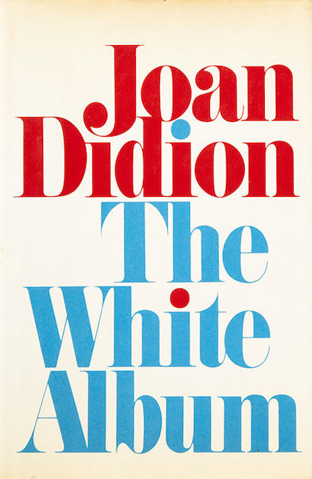 the white album joan didion