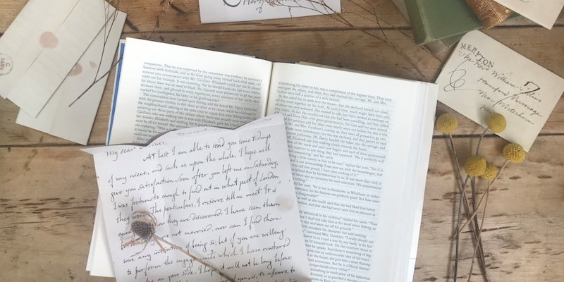 A new edition of Little Women reproduces the March sisters' letters and papers.