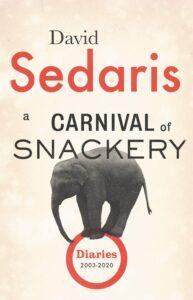 a carnival of snackery_david sedaris