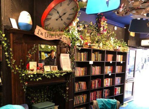 wonderland bookshop