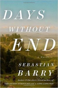Days Without End_Sebastian Barry_cover