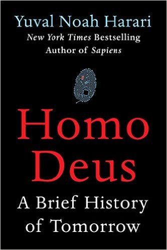 Book Marks Reviews Of Homo Deus A Brief History Of Tomorrow By  Buy Now