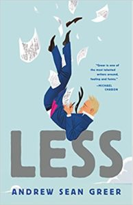 Less_Andrew Sean Greer