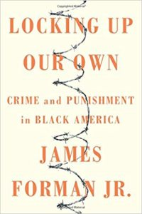 Locking Up Our Own_James Forman Jr._cover