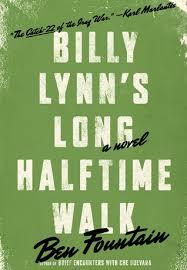 ben fountain_billy lynns long halftime walk_cover