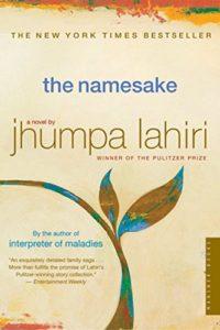 the namesake_jhumpa lahiri_cover