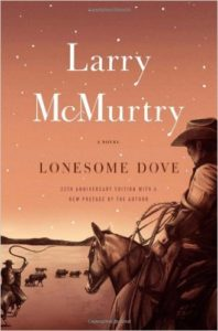 Lonesome Dove_ Larry McMurtry