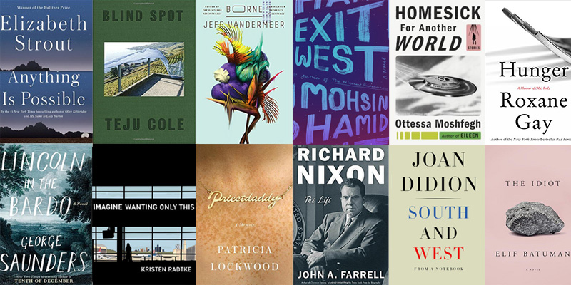 The Best Reviewed Books of 2017 (So Far)
