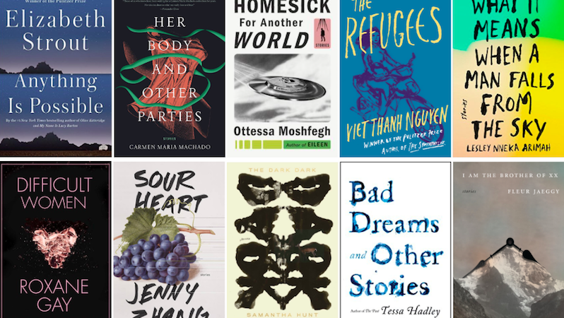The Best Reviewed Books of 2017: Short Story Collections