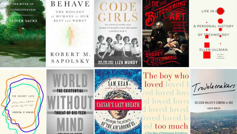 The Best Reviewed Books of 2017: Science & Technology | Book