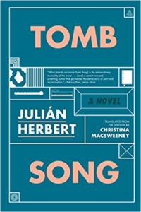 Tomb Song_Julian Herbert