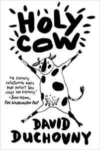 Holy Cow_David Duchovney