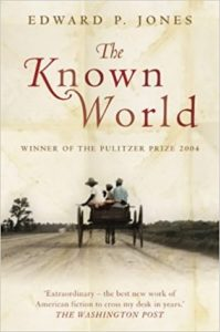The Known World_Edward P. Jones