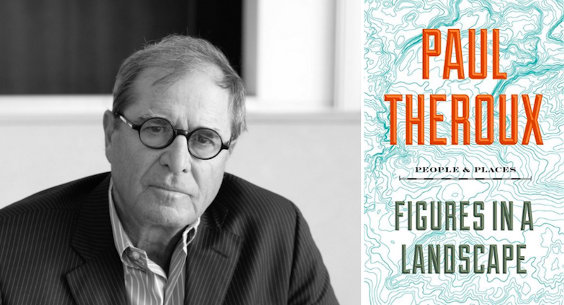 Paul Theroux: Five Books to Take on the Road