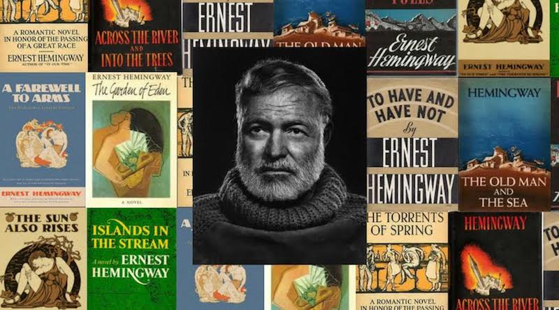 The First Reviews Of Every Ernest Hemingway Novel Book Marks