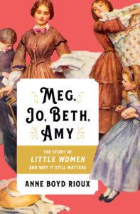Meg, Jo, Beth, Amy, Rioux