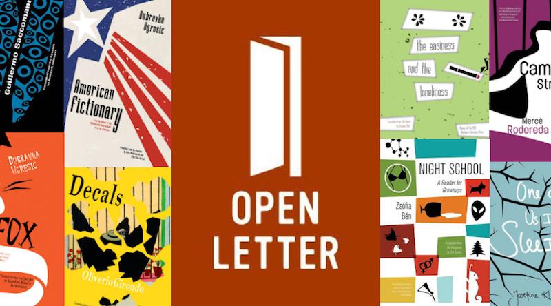 Publishers Spotlight: Open Letter Books | Book Marks