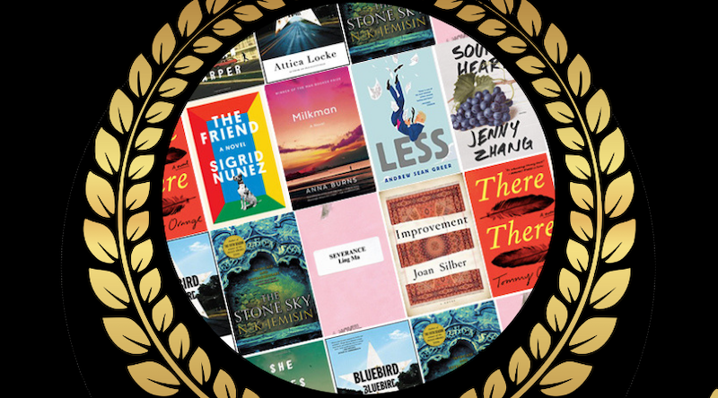 The Award-Winning Novels of 2018 | Book Marks