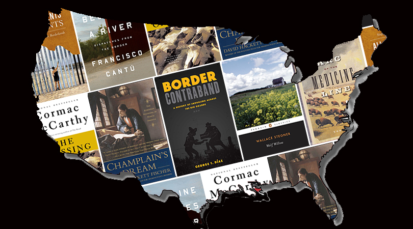 The Thin Black Line Books About Americas Borders  Book Marks