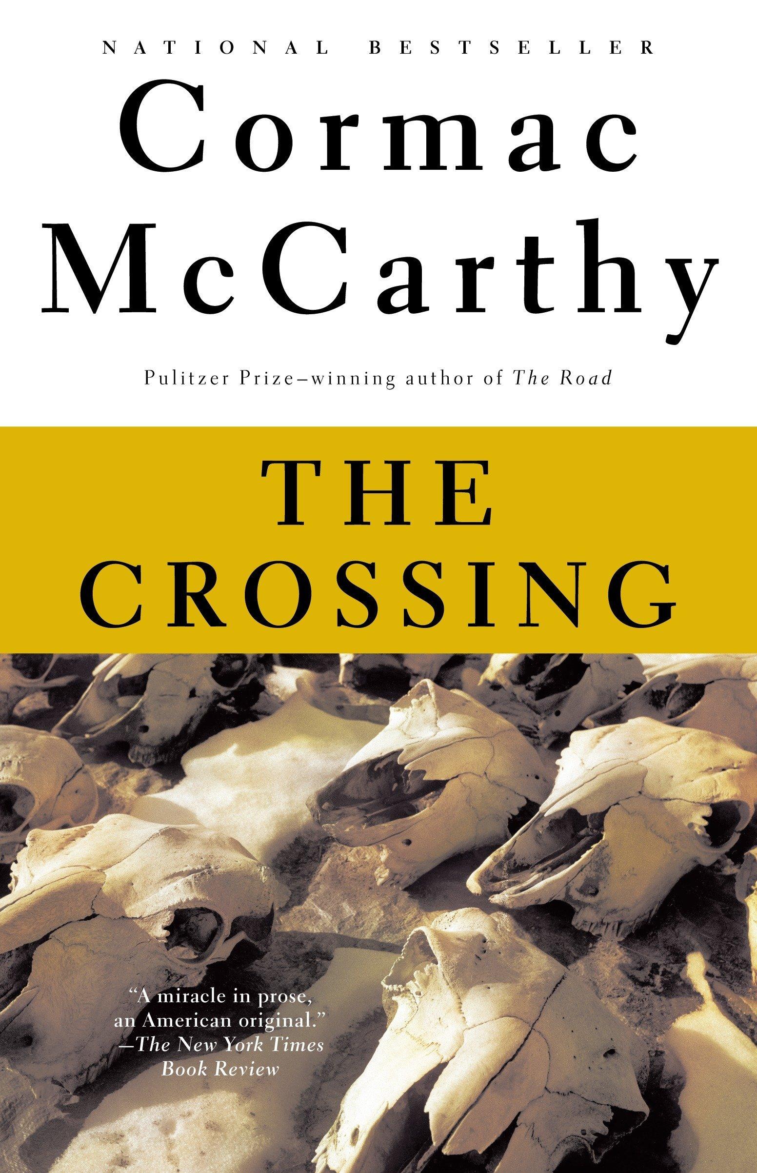 The Crossing_Cormac McCarthy