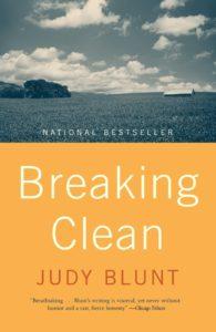 Breaking Clean_Judy Blunt
