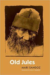 Old Jules Mari Sandoz