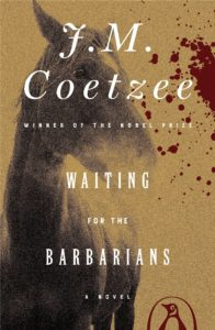 Waiting for the Barbarians_J. M. Coetzee