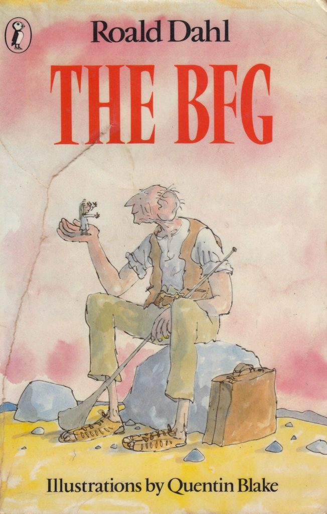 The BFG_Roald Dahl
