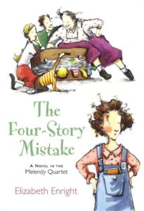 The Four-Story Mistakeby Elizabeth Enright