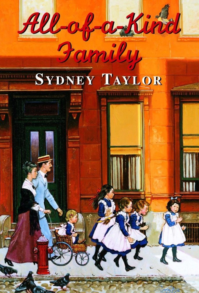 All-of-a-Kind Family_Sydney Taylor