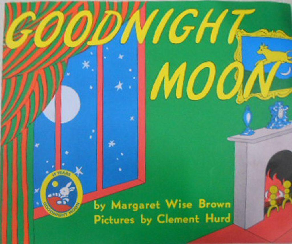 Goodnight Moon_Margaret Wise Brown