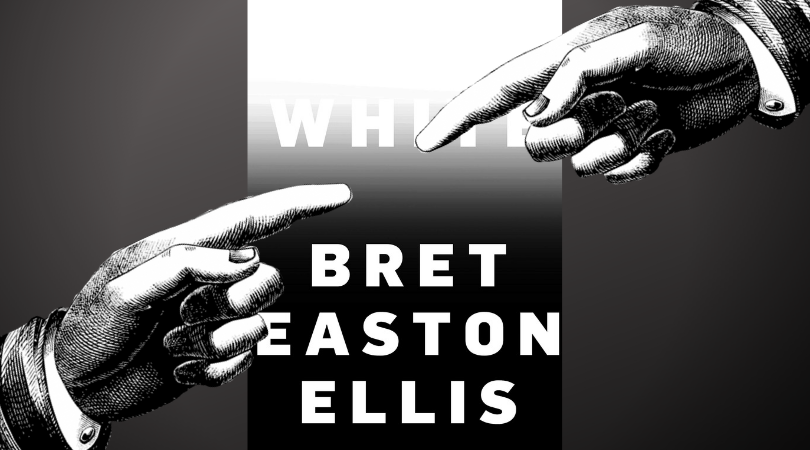 Pointcounterpoint On Every Student >> Point Counterpoint Bret Easton Ellis White Book Marks
