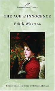 The Age of Innocence_Edith Wharton