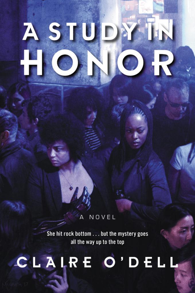 A Study in Honor_Claire O'Dell