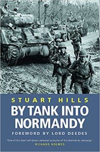 A Tank into Normandy by Stuart Hills