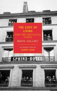 The Cost of Livingby Mavis Gallant