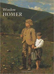 Winslow Homer by Nicolai Cikovsky Jr. and Franklin Kelly
