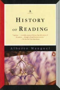 A History of Reading byAlberto Manguel
