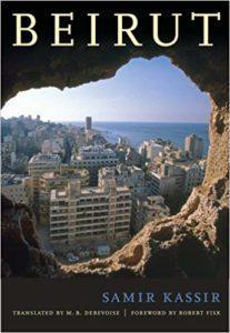 Beirutby Samir Kassir