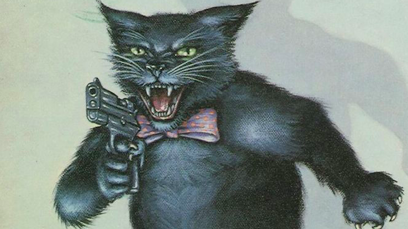 The 9 Meanest Cats in Literature