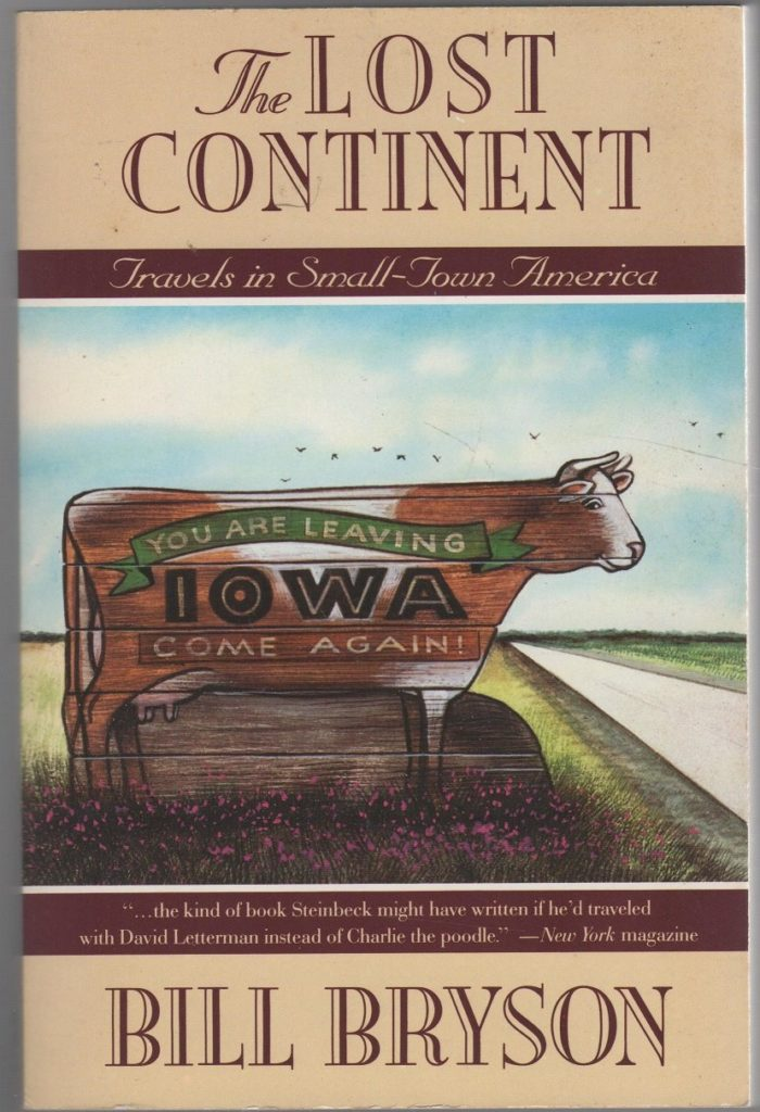 The Lost Continent_Bill Bryson
