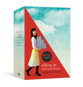 Tidying Up with Marie Kondo The Book Collection
