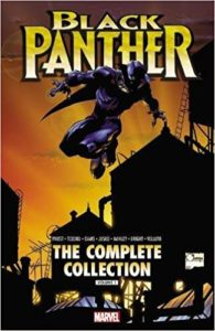 Black Panther byChristopher Priest