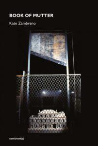 Book of Mutter by Kate Zambreno