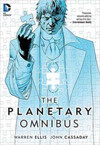 Planetary byWarren Ellis and John Cassaday