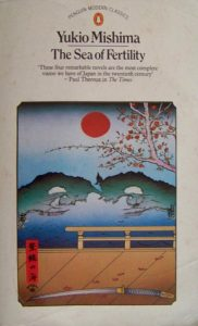 The Sea of FertilitybyYukio Mishima