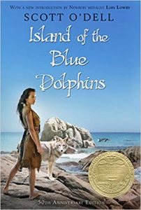Island of the Blue Dolphinsby Scott O'Dell