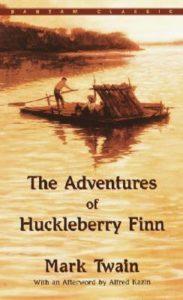 Huckleberry Finnby Mark Twain