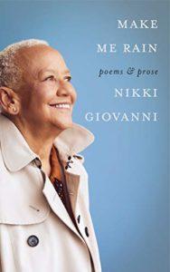 Make Me Rainby Nikki Giovanni