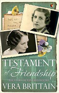 Vera Brittain Testament of Friendship